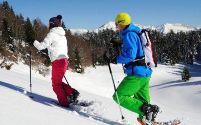 Consells de seguretat per la pràctica de raquetes de neu