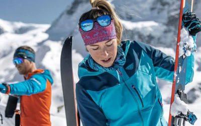 Equip bàsic per practicar esquí de muntanya