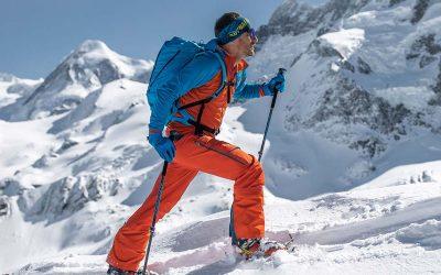 Tècnica d'esquí de muntanya per a principiants